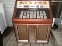 1987 Rowe/Ami Jukebox model R91Work well and in Good