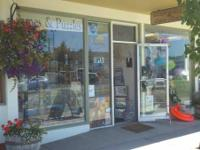 Retail space available in downtown Anacortes. Next to