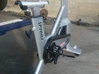 BELOW ARE SOME PICTURES OF SPIN BIKE STUDIOS THAT WERE