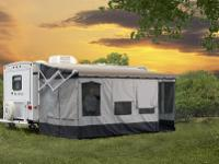RV Camper RV Parts Carefree of Colorado 12' Vacation'R