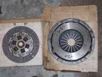 clutch plate & pressure assembly, two horns, two front