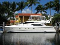 Description She represents the best-priced 53 Ferretti