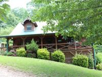LOOKING FOR A LOG HOME ON 100 ACRES? LOOK NO FURTHER.