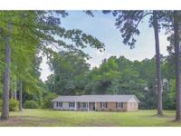 . Totally renovated home on two acres! New roof, walls,