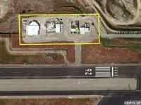 Tracy Airport warehouses for sale. Approximately 19,718