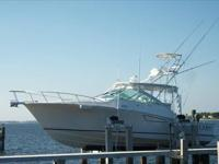 2008 Cabo Yachts 38 EXPRESS This is a Brokerage Boat!