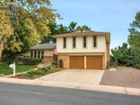 Stunning Updated Remodeled Tri-Level Home in Sought