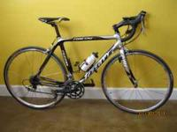 2009 Fezzari Fore CR2 road bike for sale. 53cm/21