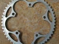 I purchased this chainring for my Ultegra triple to go