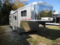 We are proud to introduce Logan Coach horse trailers to