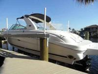 The 290 is Sea Ray?s largest bow rider that offers an