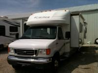2007 BT Cruiser 5291 XL package, 30 foot, 3 slides,