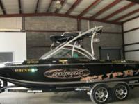 OVERVIEW The World?s Edition wakeboard boat package is