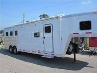 North Georgia Trailer Sales 2012 Exiss 8312 3H with 12