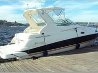 2004 Cruisers Yachts 280 CXI Twin Volvo 4.3L GXi
