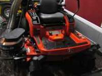 2011 Kubota ZG227 Kubota Mower with Grass/Leaf Mulcher