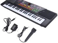 This is our 54 keys electronic keyboard which is