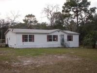 Seller wants this SOLD! 3/2 on over 2 acres. You may