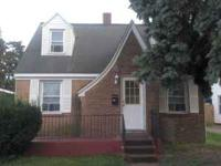 This 2 story home is as follows: 4 BR's/1 BA/1448