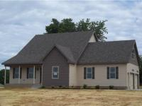 Brand New on 5 Acres! Kitchen featuring granite