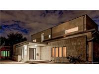 A true contemporary with open plan interior design.
