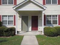 A 2 bedroom 1.5 bath complex. Has an upstairs with both