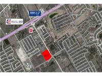 9.62 Acres on the corner of FM 1103 and Old Weiderstein