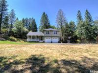 NEWER COUNTRY BEAUTY SITTING ON 10 ACRES, THIS GORGEOUS