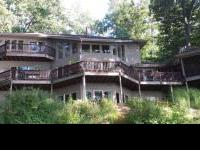 This Beautiful Lake Doster 2 story walk out home has