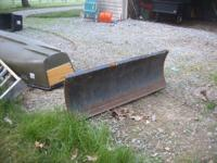 "I have a 54"" Ariens snow plow in good condition. If you"