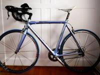 I get / sell / trade high end roadway bikes.  In 54cm