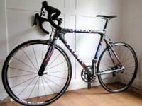 I get / sell / trade luxury road bikes.  In 54cm today