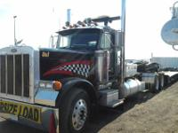 2003 NRC Quick Swap 25 Ton 1993 Pete 379 Day CabCat 425