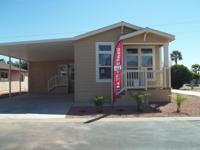 Beautiful new home, open floor plan 2 bedroom 2