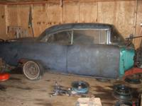 Barn find 2 door hard top . Needs restoration, no