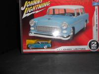 Original Sealed Box Item - 1955 Chevy Nomad 1:25 scale