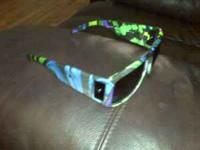 I have a pair of 55 dsl sunglasses that look brand new,