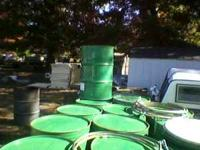 food grade drums good quality with lids and seal rings