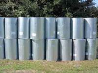 55 Gallon Drums for Sale $8 each. Buy multiples and get
