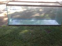 55 gallon fish tank used still hold water good