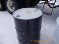 i have approximately 25-30 plastic drums, with sealable