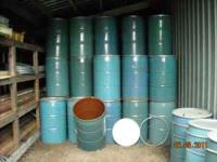 Food Grade.....clean 55 gl. steel barrels with