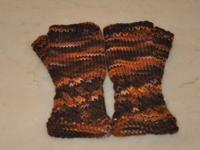 "9"" length from cuff to finger cuff edge; 4"" wide at"