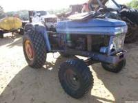 Hi This is a Leyland 344 tractor. Made I am told in the