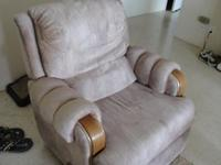 As of 8/23/12 at noon, the armchair is still
