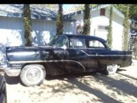 55 packard clipper nice looking car 4 doors complete
