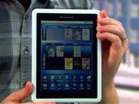 This PanDigital Novel Personal eReader Tablet has two