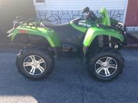 Largest option of pre-owned ATV's/ UTV's in stock!!