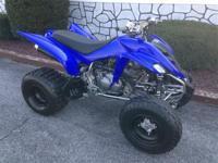 Honda - Rancher TRX 400EX. Yamaha - YFZ Raptor Big Bear