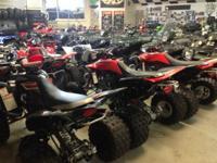Honda - 400EX - Rancher - Rincon Kawasaki - Prairie -